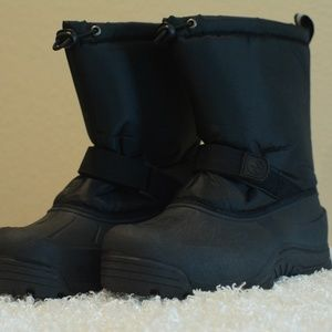 Boys Northside Snow Boots Thermolite Size 6 Unisex
